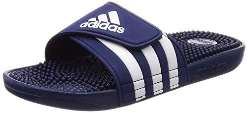 Adidas ADISSAGE, Unisex-Erwachsene Dusch- & Badeschuhe, Blau (Azul 000), 43 EU (9 UK)
