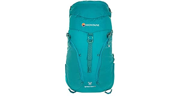 4e124f2af172 Montane Grand Tour 50 Womens Hiking Backpack Medium Large Siberian Green   Amazon.co.uk  Sports   Outdoors