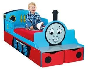 thomas die kleine lokomotive freunde bett kinderbett. Black Bedroom Furniture Sets. Home Design Ideas