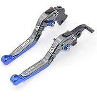CNC Palancas de embrague de freno extensibles plegables para Honda CBR 600 F2,F3,