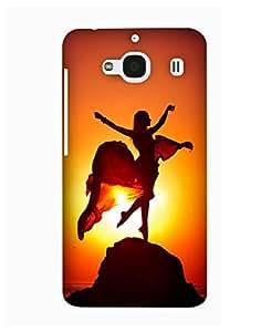 Pick Pattern Back Cover for Xiaomi Redmi 2