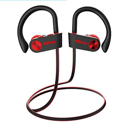Cuffie Bluetooth Wireless Senza Fili Sport Auricolari Con Microfono per  Apple iPhone X 8 7 Plus ad43dc56f87c