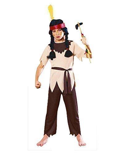 Cowboys Und Kostüm Indianer - Kinder Indianer Kostüm Cowboys Chief Kostüm Party
