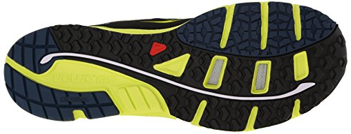 Salomon Sense Mantra 3, Scarpe da Corsa Uomo Multicolor (Slateblue/Gecko Green/Black)