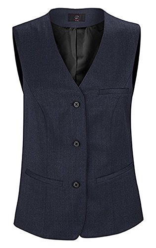 GREIFF Damen-Weste BASIC comfort fit - Style 1249 - marine - Größe: 50 -