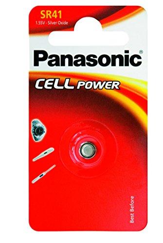 Panasonic SR-41EL/1B Pile Oxyde d'argent