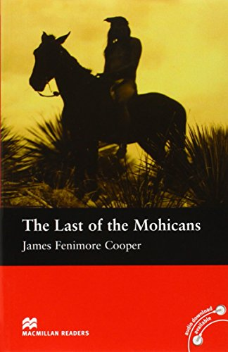 Last of the Mohicans Macmillan reader beginner without CD
