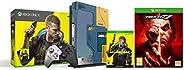 Xbox One X Cyberpunk 2077 Limited Edition Bundle (1TB)&Tekken 7 (Xbox