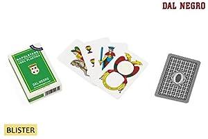 Dal Negro 8001097152049 - Juego de Cartas (3 año(s), 99 año(s), Niño/niña, Children/Adults, Caja)