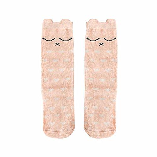 stockings-for-childrenkingkor-fasion-winter-cute-one-pair-baby-girls-simplify-design-soft-knee-high-