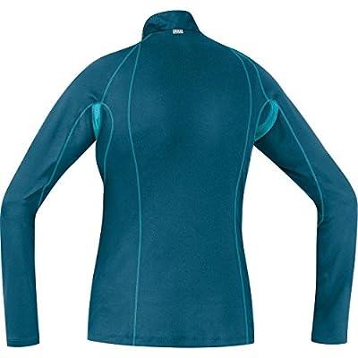 GORE RUNNING WEAR Damen Langarm-Laufshirt, GORE Selected Fabrics, ESSENTIAL LADY 2.0 Shirt long, SESSTL