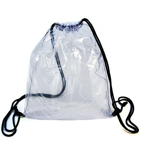 Imagen de fullprint gimnasio nadar escuela deporte cincha saco bolsas  hipster transparente [010] alternativa