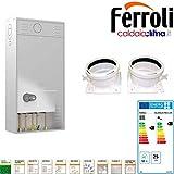Ferroli - caldaia a condensazione tiraggio forzato bluehelix pro s 27c kw alimentazione metano