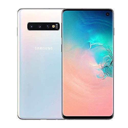 Samsung Galaxy S10 128 GB Hybrid-SIM Android Smartphone - White (UK Version)