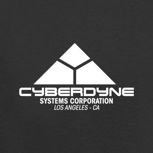 Cyberdyne Systems Corporation - Herren T-Shirt - 13 Farben Schwarz