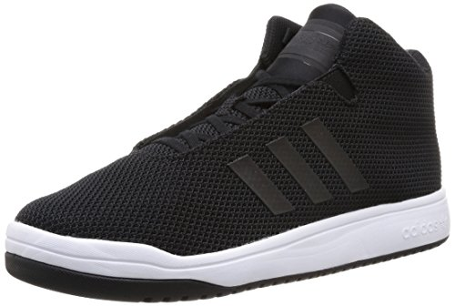 Adidas Veritas Mid - Zapatillas para hombre, Black/Core Black, 40.7