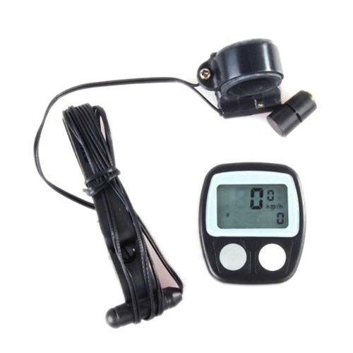 Dcolor Compteur de vitesse/Compteur kilometrique du velo
