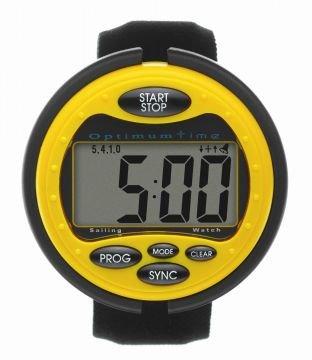 Optimum Time OS Series 3 Sailing Watch YELLOW 315