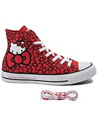 710a1092f51ca3 Converse Unisex Adults  Chuck Taylor All Star Women s Canvas Trainers