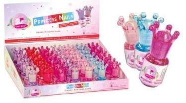 bb-Klostermann - vernis en paillettes pour filles enfants 4-305 - paillettes rose, 5ml