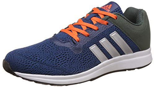 3. Adidas Men's Erdiga M Mysblu, Silvmt, Utiivy and Eneo Running Shoes