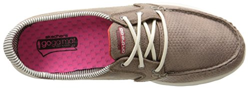 Skechers Performance On-the-go Flagship Slip-on Boat Shoe Marron
