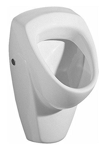 Keramag Renova Nr. 1 Urinal Zulauf von hinten Abgang nach hinten weiß