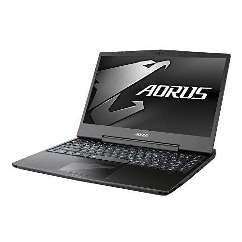 Aorus X3 Plus v7-CF1 13 9-Inch Notebook -  Black   Intel i7 7820HK  16 GB DDR4 RAM  512 GB SDD  NVIDIA GeForce GTX 1060 GDDR5 6 GB Graphics Card  Wind