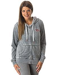 """'Everlast chaqueta capucha Full-Zip """"Authentic de sudadera devorè, Mezcla de grises"""