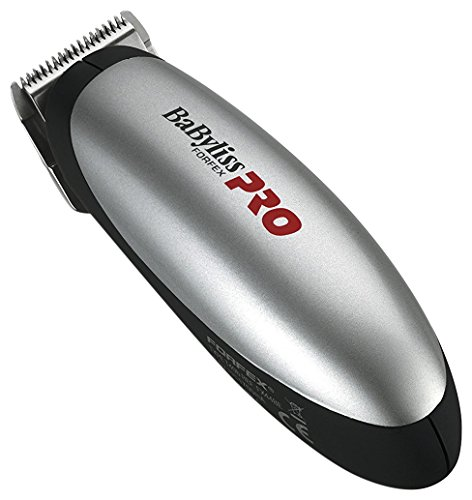BaBylissPRO 3030050006810 Minitrimmer Forfex Pro FX44E, silber