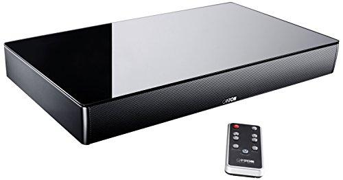 Canton DM55 2.1 Virtual Surround System - Black Glass, [Importado de Reino...
