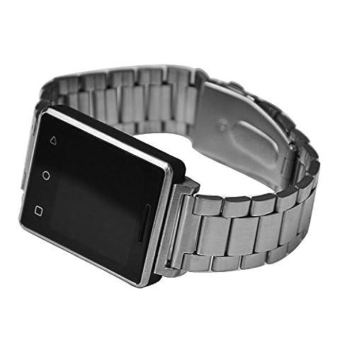 Montre bracelet Diesel/fitness tracker sommeil moniteur/écran 3,9cm/MP4lecture vidéo/Bluetooth Remote Camera/Hiaoel-g7montre Bluetooth pour iOS téléphone Android
