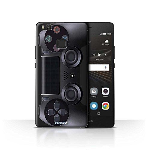 Stuff4 Hülle / Case für Huawei P9 Lite / Playstation PS4 Muster / Spielkonsolen Kollektion