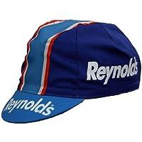 Radmütze Reynolds Cap Rennmütze Retro Mütze