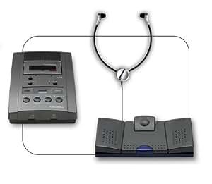 Dictaphone analogique Grundig Business Systems Dt 3110 noir
