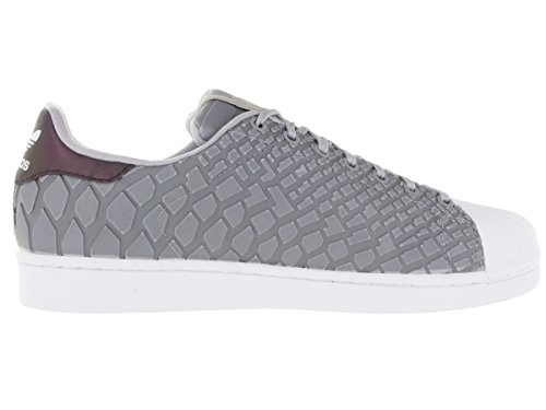 Adidas Superstar Originals Cblack / supcol / ftwwht Basketball Shoe 9 nous Ltonix/Supcol/Ftwwht