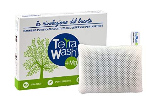 TerraWash - Detersivo Lavatrice. Ipoallergenico,...