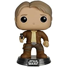 FunKo POP! Bobble - Star Wars: E7 TFA: Han Solo