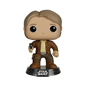 POP Star Wars Ep 7 Han Solo Bobblehead Figure