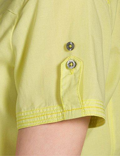 Jack Wolfskin Damen Bluse Beyond Shirt Lemonade