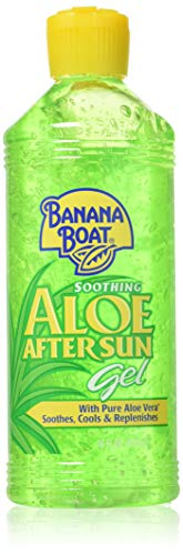 Banana Boat Soothing Aloe After Sun Gel, 16 oz by...
