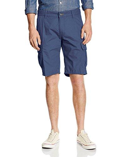 camel active Herren Shorts Blau (BLUE 40)