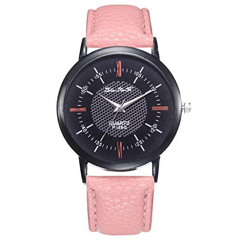 Damen Armbanduhr,Alaso Uhrenarmband für Damen Classic Minimalistisches Design