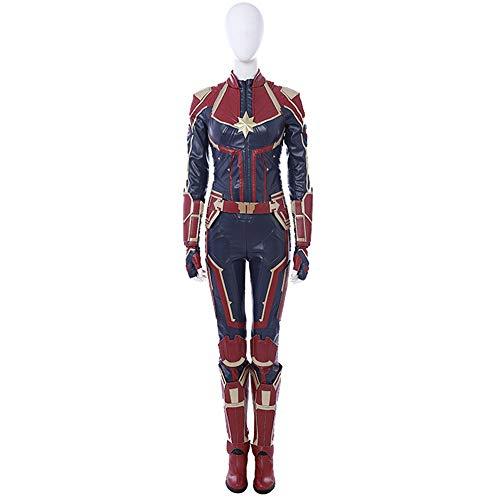 KILLM Halloween Weibliche Siamesische Kleidung Avengers Überraschung Captain Cosplay (Weiblichen Superhelden Kostüm Babys)