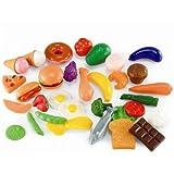 Elc - 121431 - Jeu D'imitation - Cuisine - Aliments De Jeu