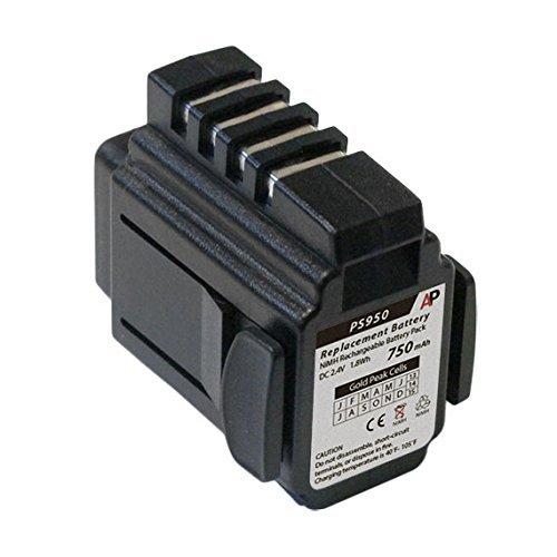 Datalogic/PSC PowerScan RF, psrf 1000, 959Scanner: Ersatz-Akku 750mAh