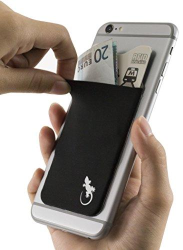 le-porte-carte-adhesif-gecko-pour-telephone-portable-en-noir