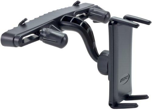 Arkon Kopfstütze Auto Sitz Halterung für Apple iPad Mini und iPhone 76S 6Plus iPhone 76S 65S Retail schwarz (Arkon Iphone-auto-halterung)
