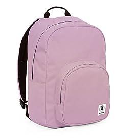 ZAINO INVICTA americano 27 LT Rosa tasca porta pc padded CARLSON
