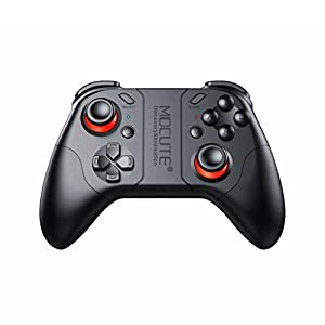 Lorsoul Bluetooth Gamepad für PUBG Joystick PC Fernbedienung VR Gamepad für TV Box